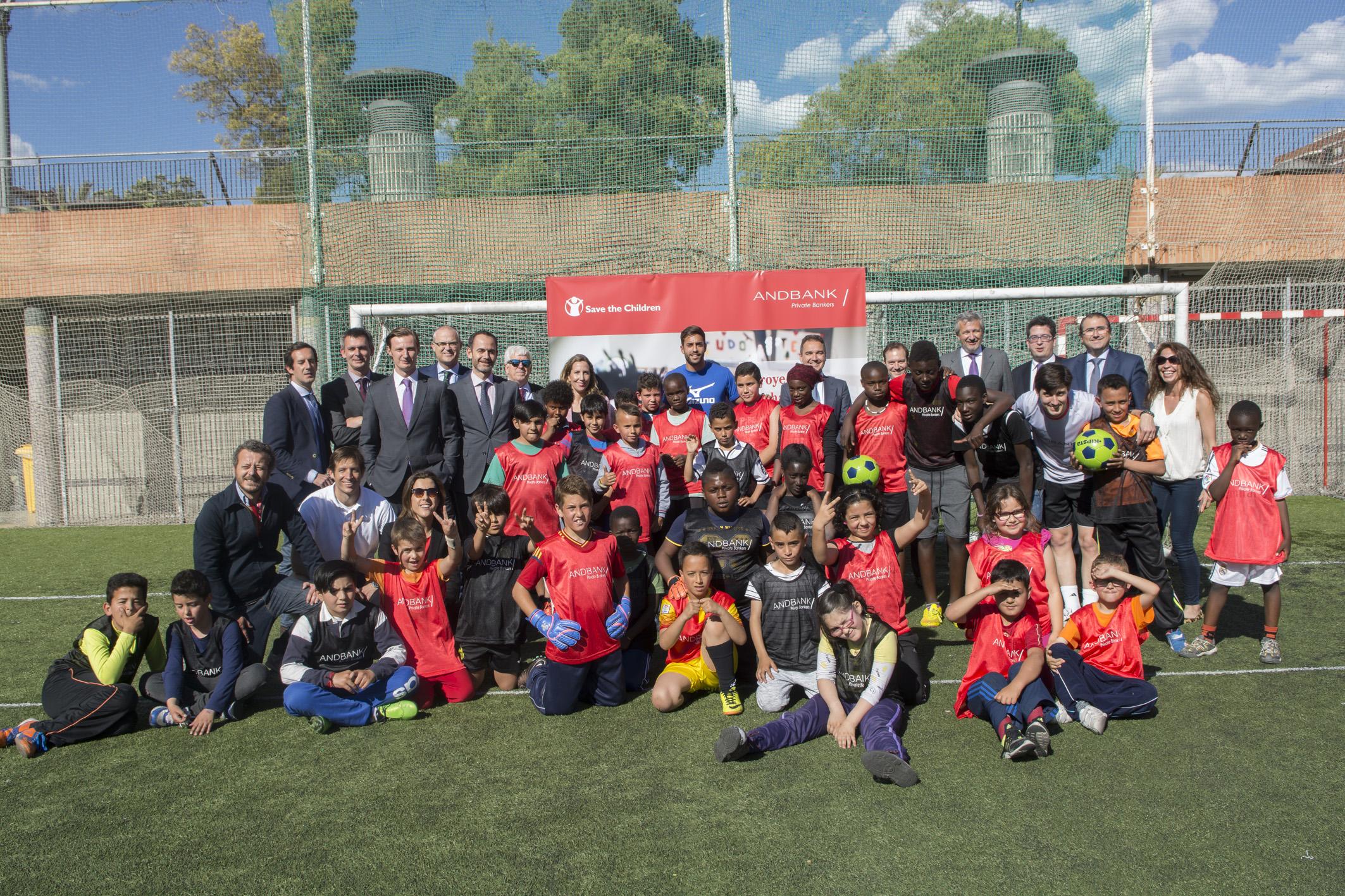 Nos unimos a Save the Children para luchar contra la pobreza infantil en Valencia