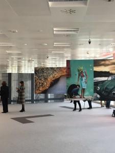 Exposición colectiva de fotografía 'Miradas divergentes' en Andbank Bilbao