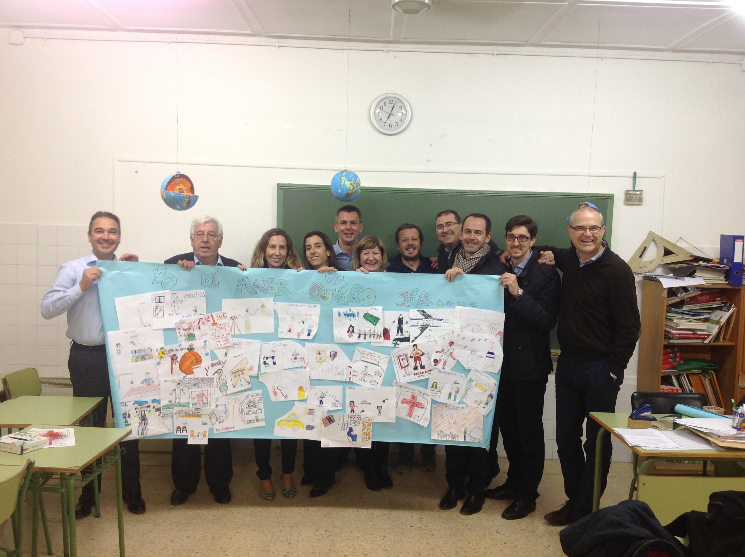 La oficina de Valencia se vuelca con Save The Children – Entrevista con Vicente Gil