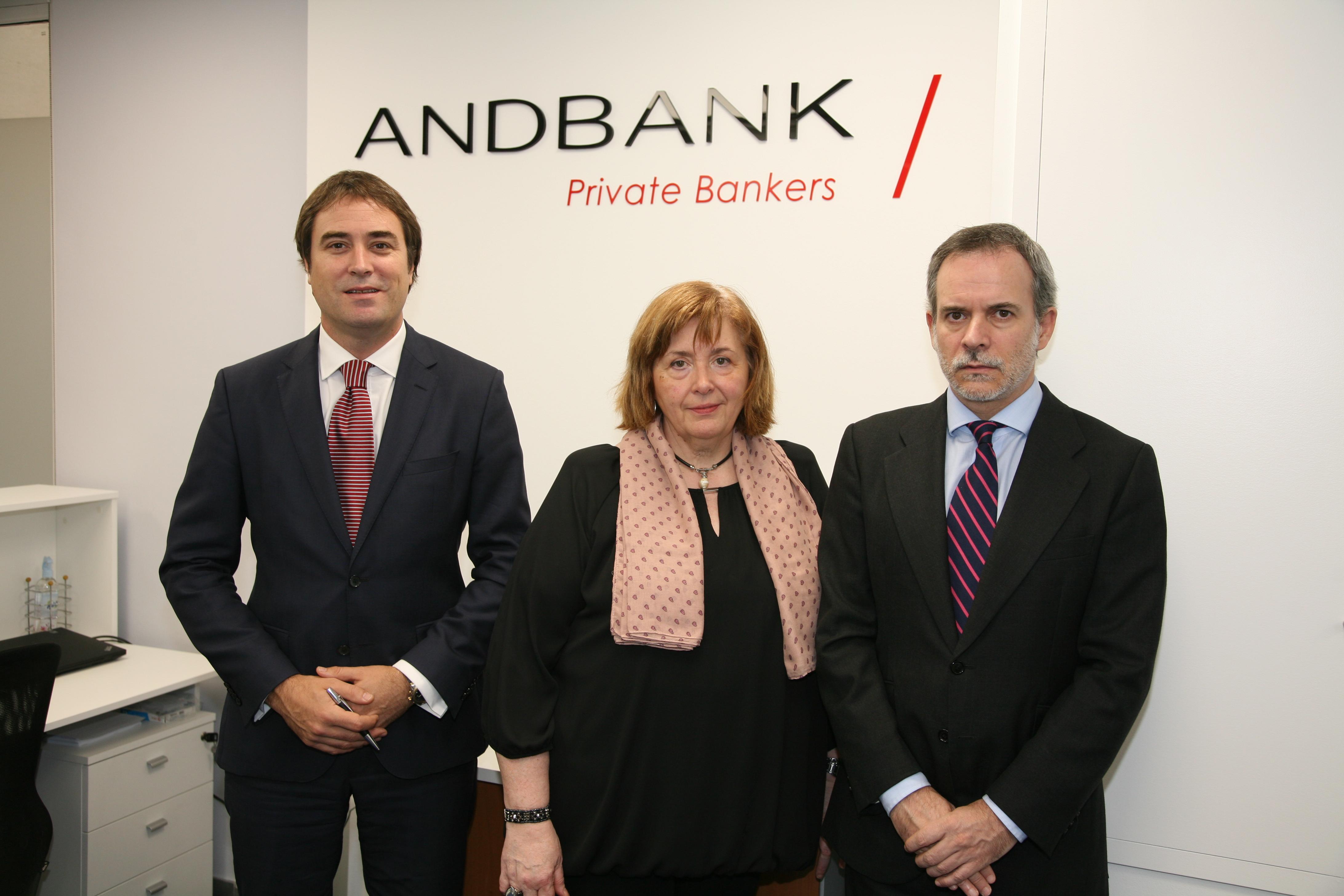 Andbank inaugura un centro de banca privada para agentes financieros en Bilbao