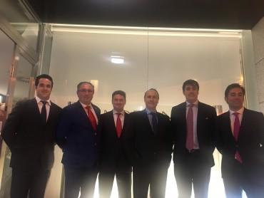 Andbank España inaugura su nueva oficina en Vitoria