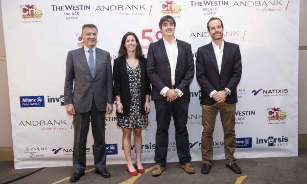 Celebramos nuestro quinto aniversario en España con una cena en beneficio de la Fundación CRIS Contra el Cáncer