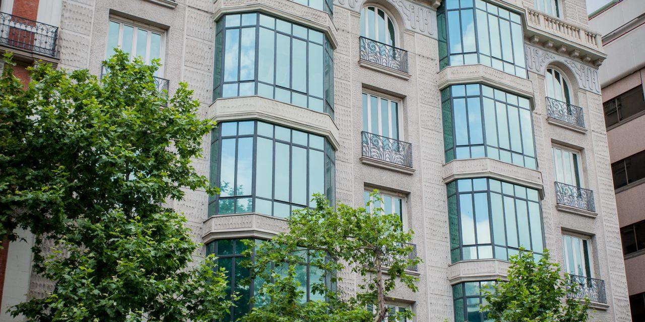 Nueva sede de Andbank España en la Calle Serrano de Madrid