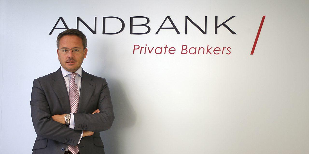 Ignacio Artaso, nuevo banquero privado de Andbank España en Pamplona