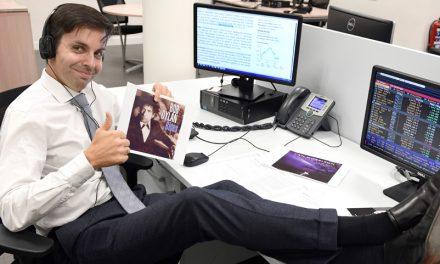 """Fernando Hernández: """"No puedo con el machismo, soy un convencido de la igualdad"""" Andbank Personal"""