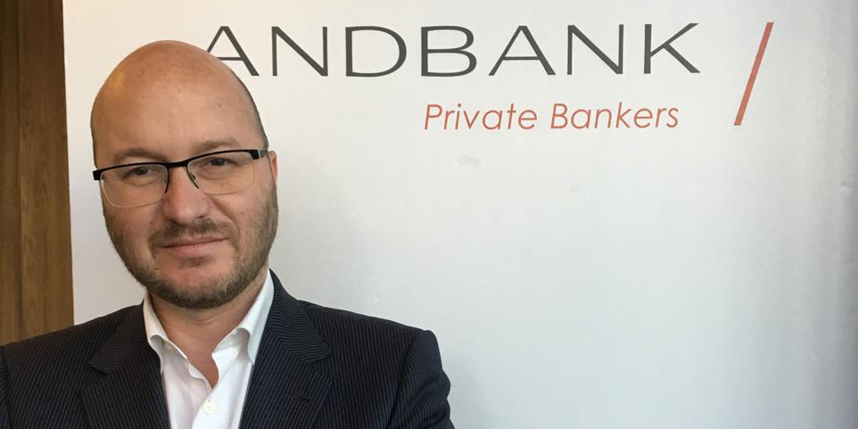 Raúl Gallego, nuevo Managing Director de Andbank España