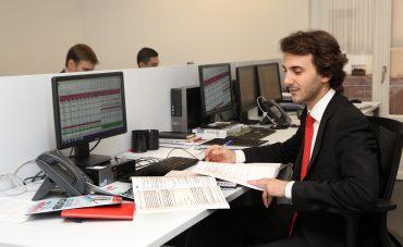 Alfonso Andbank trabajando
