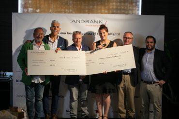 Andbank cena contra el cancer con Karlos Arguiñano