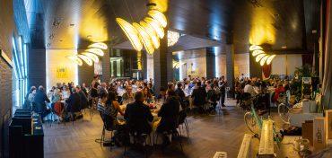 Andbank cena benefica contra el cancer en San Sebastian