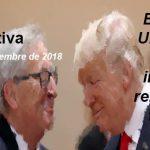 Análisis Andbank: Estados Unidos y Europa intentan rebajar la tensión comercial