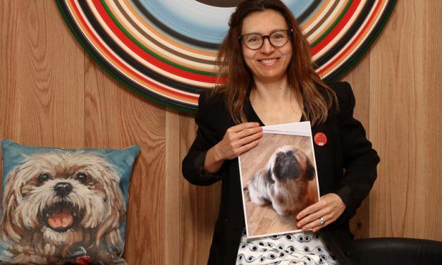 """Gloria Villalba: Para mí los animales son algo más que mascotas; son compañeros y amigos"""" – Andbank Personal"""