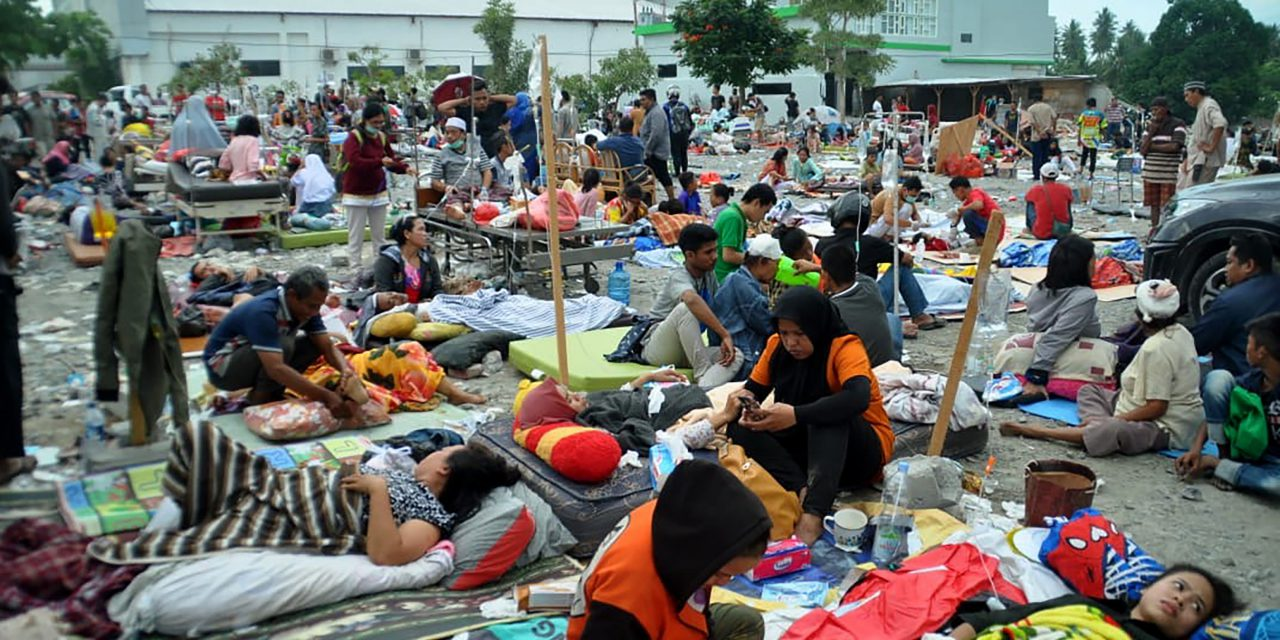 Indonesia necesita tu ayuda: colaboramos con Save the Children