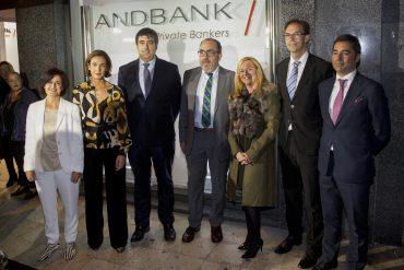 Andbank oficina Burgos