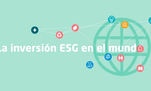 ESG: la inversión sostenible y de impacto social en el mundo – Infografía