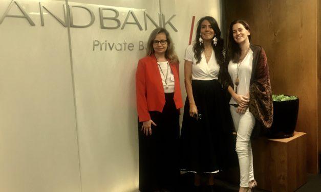 Arrancan los Desayunos Andbank Mujeres