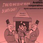 Opinión Corporativa Andbank sobre mercados financieros – Agosto / Septiembre 2019