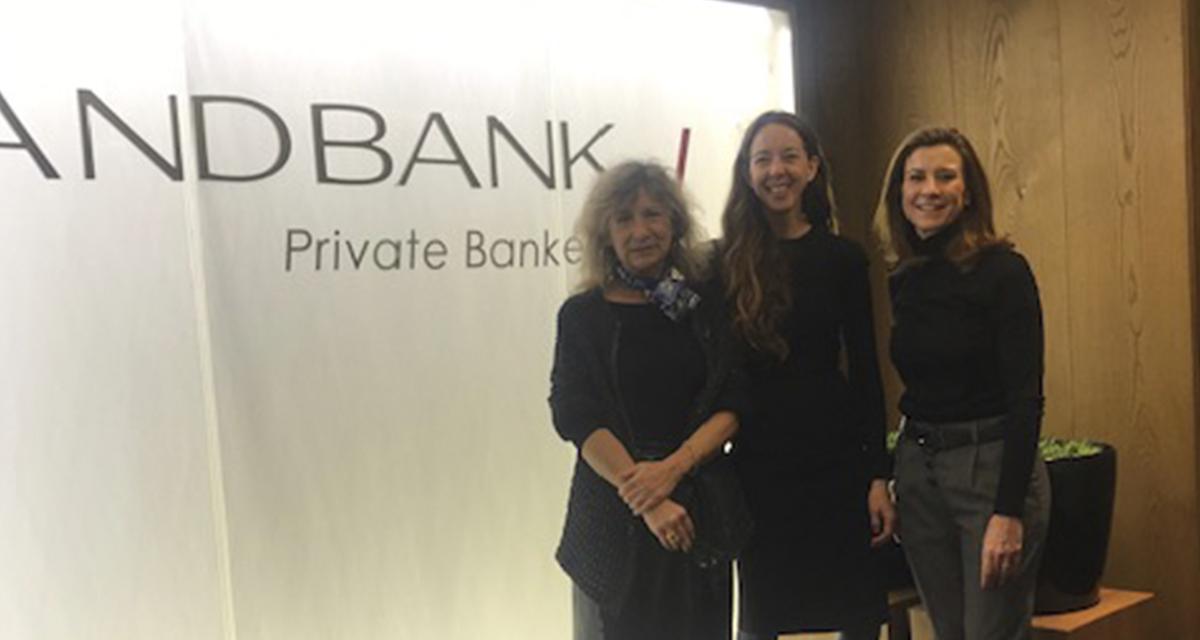 Desayuno Andbank Mujeres sobre megatendencias e inversión temática