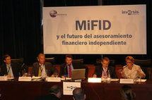 MiFID y el futuro del asesoramiento financiero independiente en el evento organizado por Inversis Banco