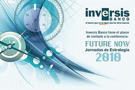 Inversis Banco presenta en Sevilla sus perspectivas económicas 2010