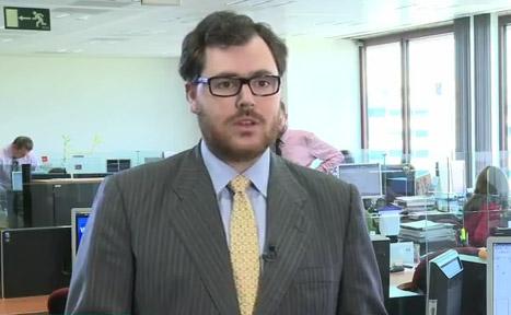 """""""El mercado está cayendo porque está poniendo en duda el rescate bancario"""""""