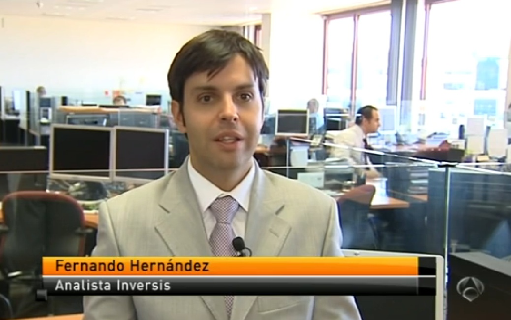 """Fernando Hernández: """"El mercado puso altas las expectativas sobre la reunión del BCE"""""""