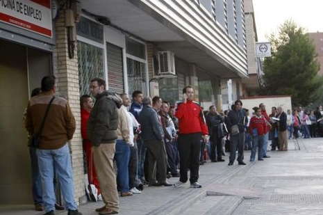 El paro rebasa líneas rojas: en Ceuta se supera el 41% y en 16 provincias el 30%