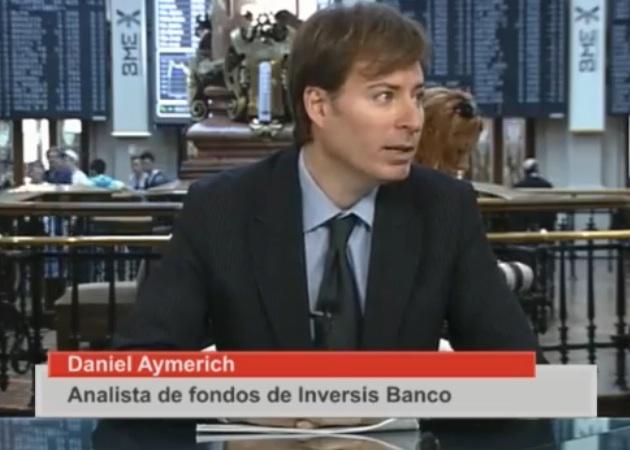 """Daniel Aymerich: """"Hemos reducido la volatilidad un 48% combinando estrategias descorrelacionadas"""""""