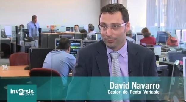 D. Navarro:  Los inversores buscan una empresa que crezca a un ritmo sostenido, como LinkedIn