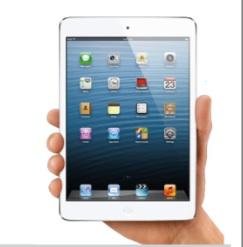 ¿Por qué una tablet de 7,9 pulgadas no es lo mismo que una de 7?