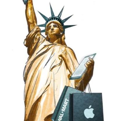 En el último Black Friday los consumidores americanos gastaron 52.400 millones de $