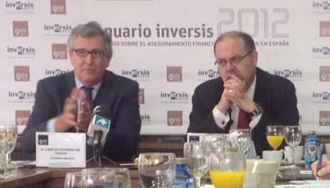 El ahorrador español busca un asesoramiento profesional para sus inversiones