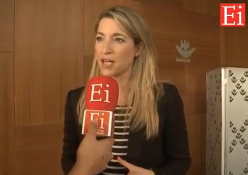 """María Muñoz: """"2013 puede ser un buen año en renta variable"""""""