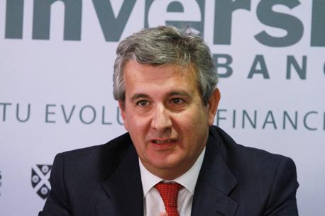 """Moreno de Tejada: """"A pesar del ambiente derrotista, tenemos una situación llena de oportunidades"""""""