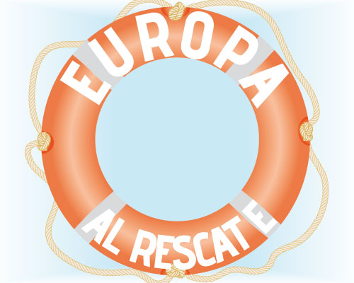 Infografía: Europa al rescate
