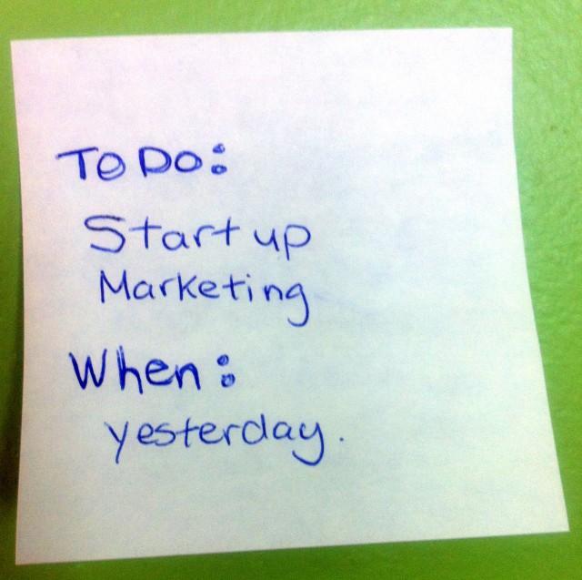 El marketing obligado para que tu startup funcione