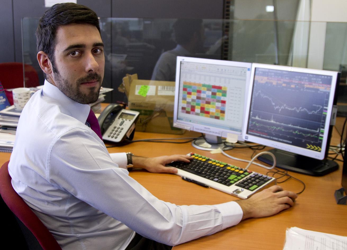 """David Sánchez: """"En el coeficiente de determinación R Cuadrado hay que saber diferenciar entre casualidad y causalidad"""""""