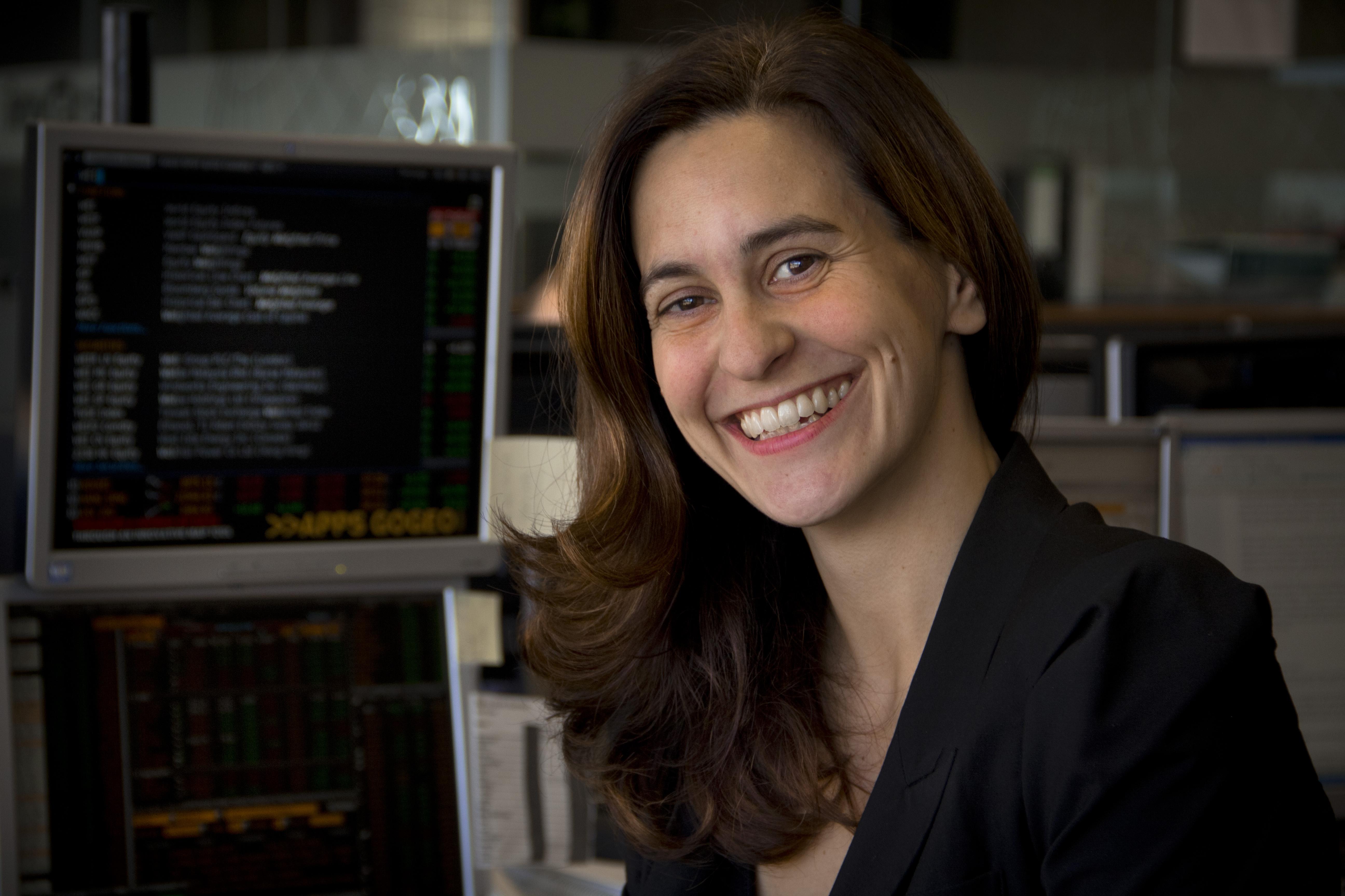 """Gabriela Vara: """"Desde un punto de vista técnico, Telefónica podría apoyarse o parar un poco»"""