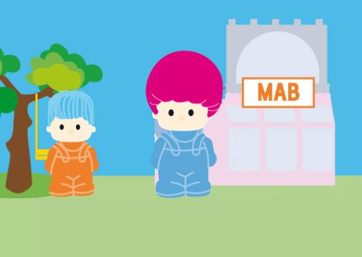 Infografía: El MAB, explicado a través del mundo Pin&Pon