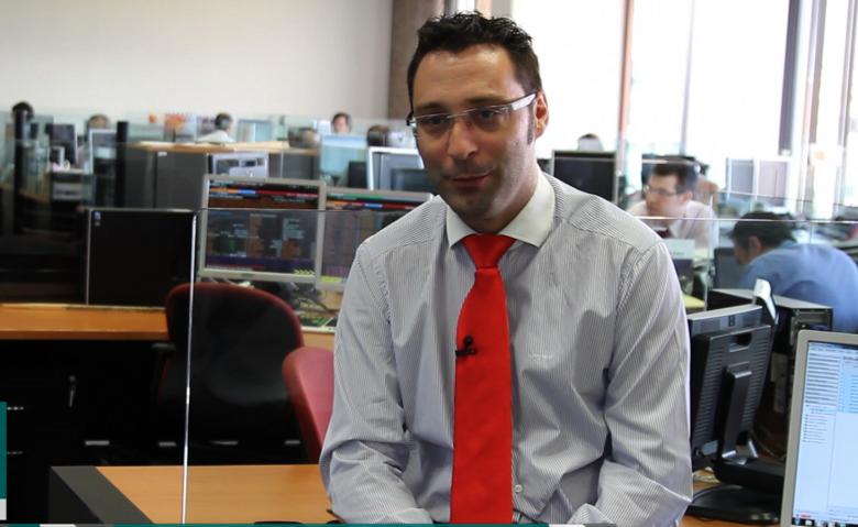 """David Navarro: """"Estábamos esperando un momento como este en los mercados, son las grandes oportunidades de compra"""""""