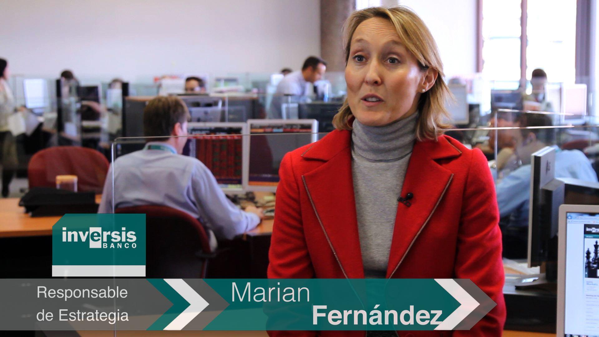 Marian Fernández: «Los Bancos Centrales no cambiarán el paso de aquí a final de año»