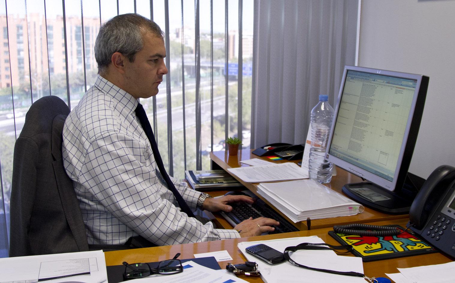 García Alejo: 'Cuando me jubile, ¿cuál es la renta que necesito para vivir? Y de ahí hacia atrás, planificar'