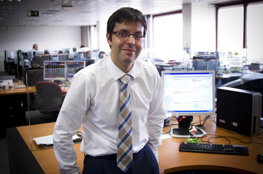 Fernando Hernández: «Sin duda la recuperación de los bancos podría dar un impulso a la bolsa»