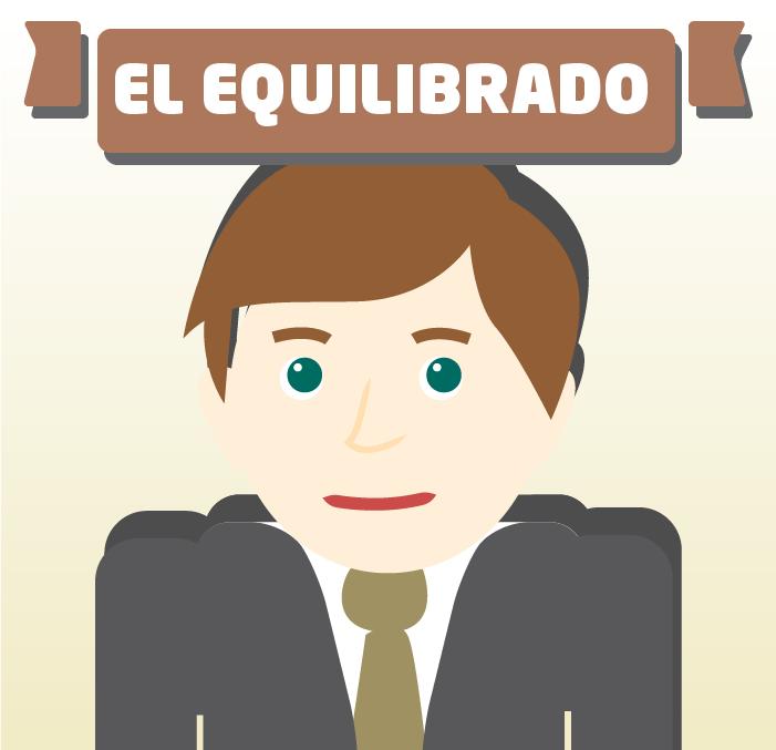 Infografía. ¿Qué perfil de inversor eres? (II): equilibrado