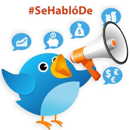 Conversación de la semana en Twitter: medidas BCE, renuncia de Paramés, 10.000 seguidores en Twitter y #ElDiván