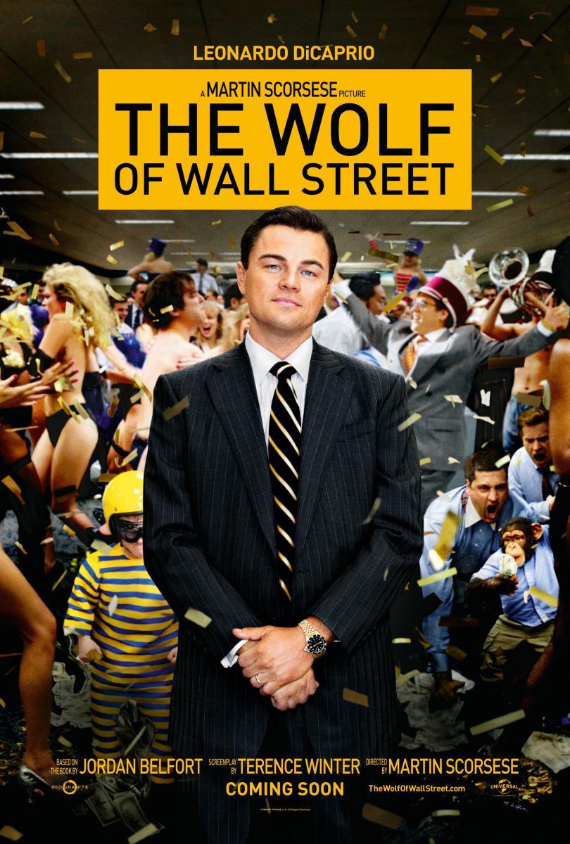"""El lobo de Wall Street: """"De la honradez a la corrupción"""""""