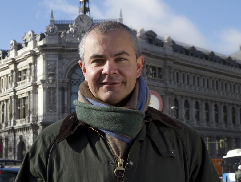 'Patrón oro o Becerro de oro', por Juan Luis García Alejo