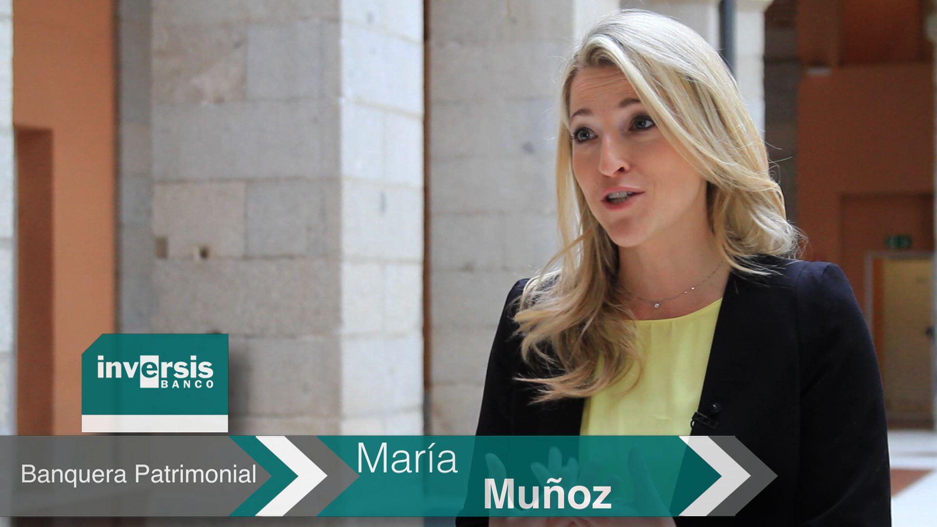"""María Muñoz (@mariadelamiel): """"Noto esa presencia femenina en Twitter aportando valor en las opiniones de mercado"""""""