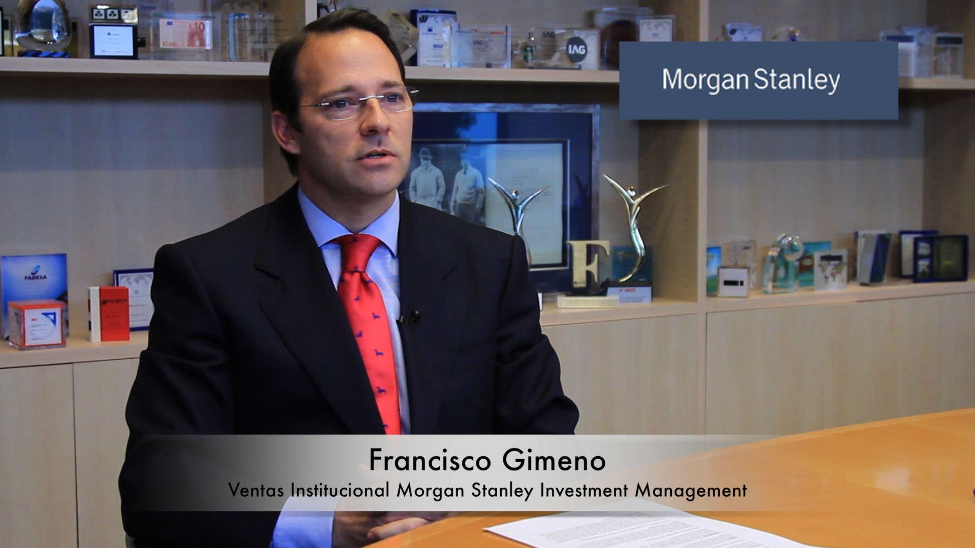 Francisco Gimeno (Morgan Stanley): 'El balance de La Batalla de los Fondos es positivo, hay que estar siempre muy encima de los mercados'