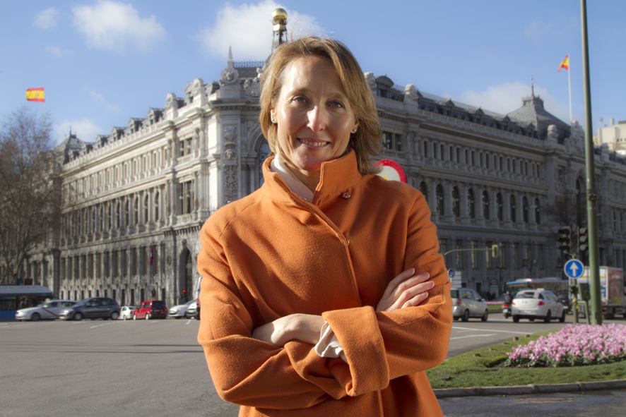 """Marian Fernández: """"El BCE reconoce por primera vez el QE como instrumento disponible"""""""