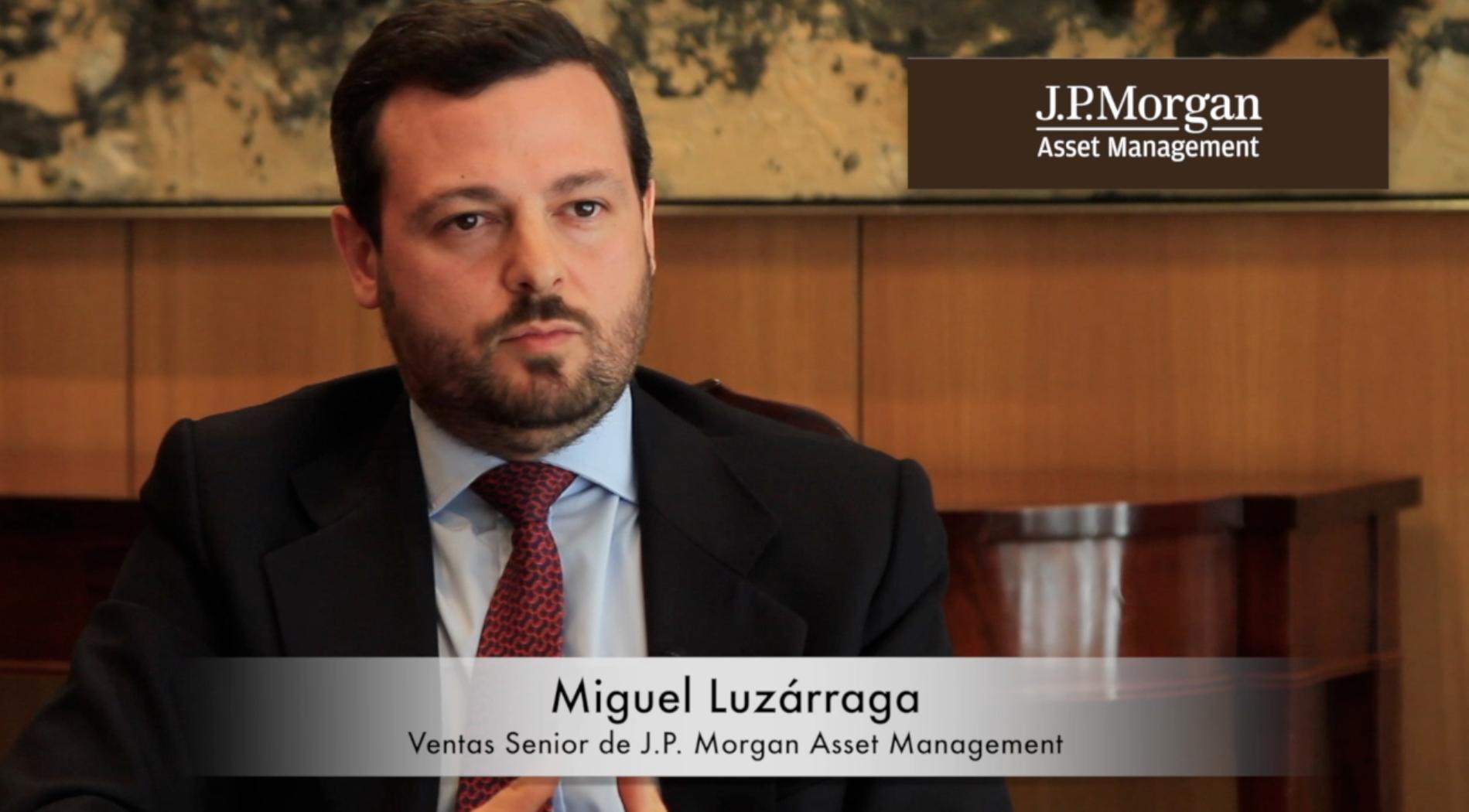 Miguel Luzárraga (JP Morgan): «Hemos batido por segundo año consecutivo a nuestros competidores 'Best'»